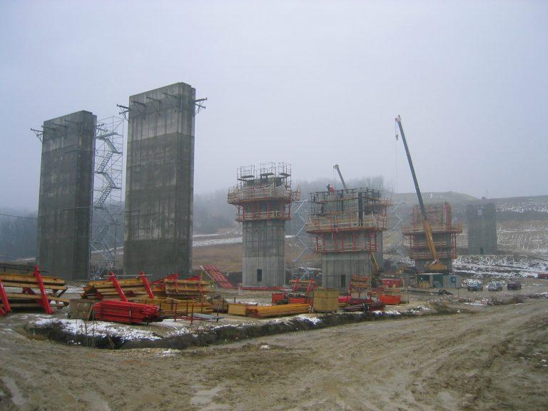 hídépítés szerkezetépítés