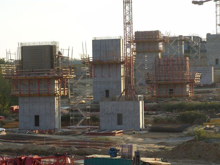 hídépítés völgyhíd építés