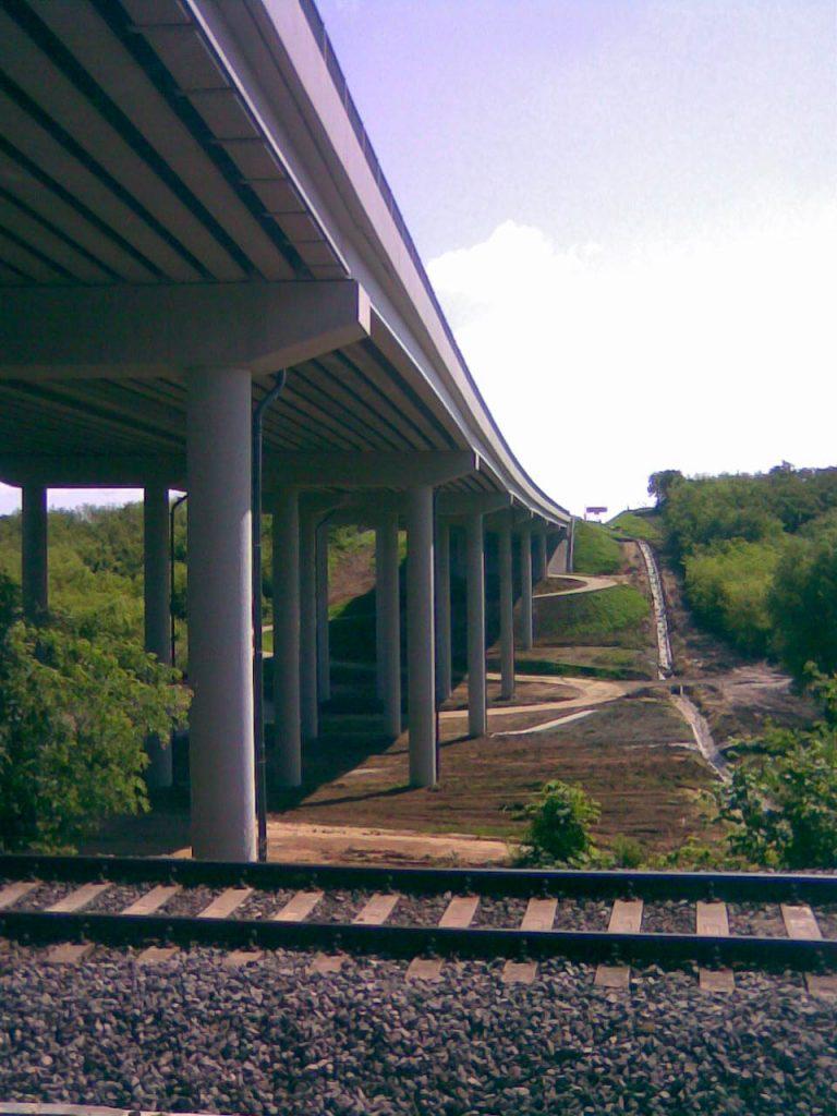 hídépítés suerkezetépítés
