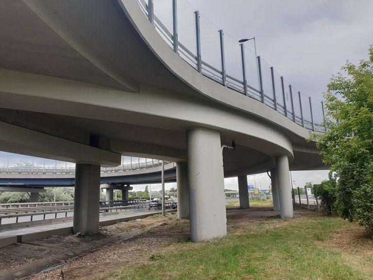 hídépítő mérnöki tevékenység